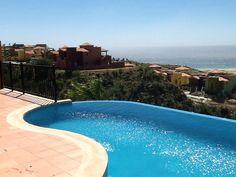 Private villa at Montecristo Estates in Cabo San Lucas, Mexico.