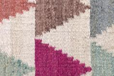 Handwoven by skilled artisans, these Monte rugs have been sourced directly for a fair price from the communities where they were made. Many of the rugs in this collection use designs and color-ways that are exclusive to Argentina and cannot be found anywhere else in the world. When you purchase a Monte rug, you're helping Pampa trace the map that connects Argentina's talented artisans with the global community.