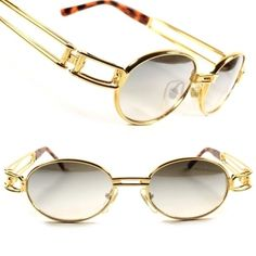 Gold Glasses For Men Pictures