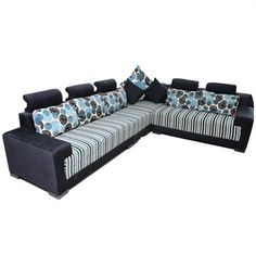 Image For Best L Shape Sofa Set Online 2017
