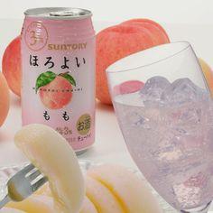 Suntory Horoyoi Peach Chuhai Food Science Japan