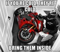 Sportbike cold meme                                                                                                                                                                                 More