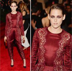 Baile do Met 2013: Kristen Stewart