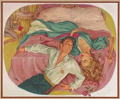 illustration for The American Weekly By Ben-Hur Baz – Vintage Romance, Vintage Art, This Is Love, Pixel, Family Activities, Pin Up Girls, All Art