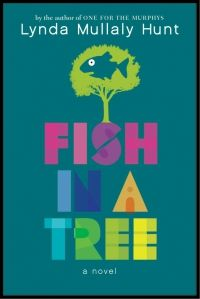 Book Trailers for Readers - Fish In A Tree Book Trailer