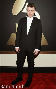 Best Dressed Male: Grammy Awards 2015 - The Maleing List