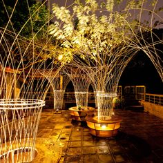 lightscape pavilion - art installation by daisuke nagatomo A-design-awards-2014-2015-winners-announced-designboom-02