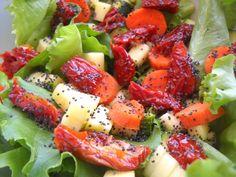 Insalata con pomodori secchi – Vegan blog – Ricette Vegan – Vegane – Cruelty Free