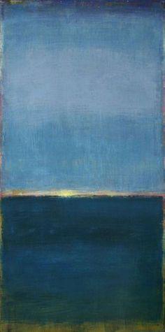 First Light, Monica Shelton Canada Painting, Acrylic: