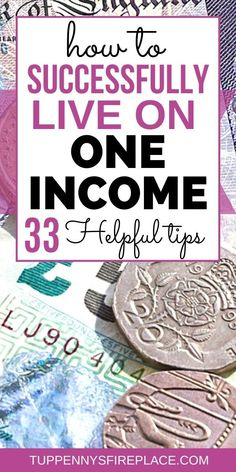 You want to know the best tips for living on one income when you are facing this change. Learn the secrets to frugal living on one income and find tips. Money Saving Meals, Save Money On Groceries, Budgeting Finances, Budgeting Tips, Money Tips, Money Budget, One Income Family, Financial Budget, Managing Your Money