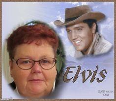 Mijn Idool. Elvis.