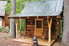 9 Tips For Building A 700-Square-Foot Cabin for $3,000