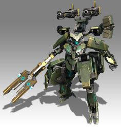xenoblade chronicles x skell - Google Search
