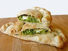 Di pasta impasta: Calzoni al forno ripieni di broccolo siciliano
