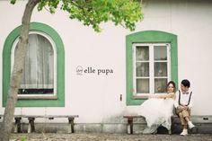 ヨーロッパ風前撮り*パート2 | *elle pupa blog*