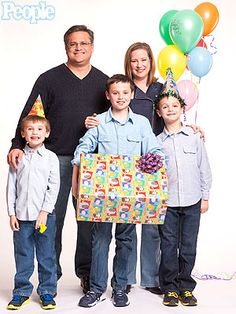 The Cervantes Family Gives Birthday Joy to Homeless Kids...they have helped over 10,000 homeless children in the Charlotte area to celebrate their birthdays!