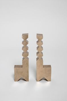 pure-and-honest:  (via Rason Jens - Bronze Bookends | TABLE OF CONTENTS)