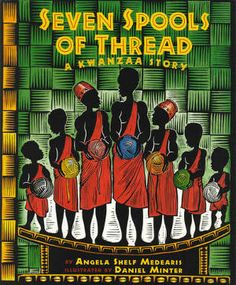 Best children's books about Kwanzaa