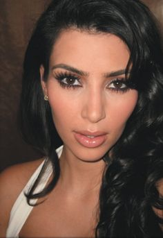 """(2007) I can look at any photo of myself and can tell who did my hair and makeup, Where I was and Who I was with. Photo are memories to me. As soon as I see an image all of the details of the day or night come alive for me.  "" Kim Kardashian's ""Selfish"" Selfie Book Available May 5."