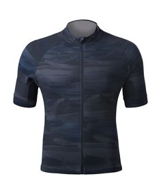 0e37eefba Reach your peak performance in this cycling jersey that's fabric mapped to  give you wind protection