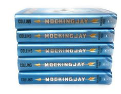 Lot 5 Mockingjay GUIDED READING Teacher Class The Hunger Games Book 3 Hardcovers    eBay
