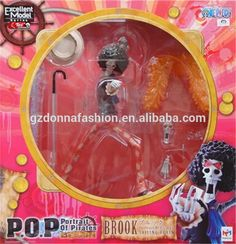 Wholesale 30cm One Piece After 2 Years Of Brook's New World PVC Action Figure, View One piece, donnatoyfirm Product Details from Guangzhou Donna Fashion Accessory Co., Ltd. on Alibaba.com