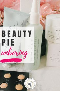 See what I got in my second Beauty Pie box, what the products were like, how much they cost, and if it's worth it! Beauty Pie, My Beauty, Beauty Box Subscriptions, Natural Line, Foot Cream, Dry Hands, Craft Box, Tinted Moisturizer, Subscription Boxes
