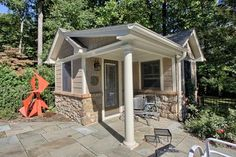 Garden sheds on pinterest 319 pins for L shaped shed plans