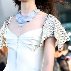 This studded dress for Louis Vuitton Cruise Collection 2016 http://www.londonfittingrooms.com/le-boudoir/best-fashion-instagram-roundup-may-2015
