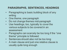Writing Academic Papers Paragraph, Sentences, Writer, Paper, Art, Frases, Art Background, Heel, Sign Writer