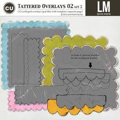 CU Tattered Overlays 02 set 2