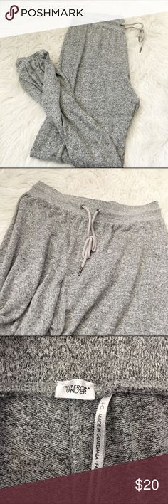 Out from Under Drop Sweatpants From Uo originally $50 in PERFECT brand new condition 💓. ❤ NO TRADES ❤ ❤ YES OFFERS ( bundle offers too) ❤ ❤ NO LOWBALLS ❤ ❤ FREE GIFT $25 + ❤ ❤ CLOSET DISCOUNT 15% OFF 2+ ❤ Urban Outfitters Pants Track Pants & Joggers