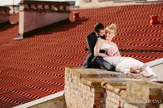 Zdjęcie na dachu  :D #fotografslubny #fotograflubartow #zamekjanowiec #sesjaplenerowa #fajnaparamloda