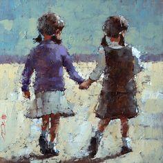 Andre Kohn Oil Paintings
