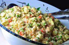 Savoir Faire: Receta de ensalada venezolana de gallina