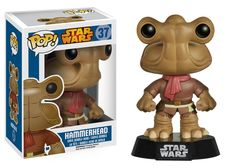 Funko POP! Star Wars: Hammerhead