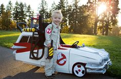 Do you recognize Cooper? Probably not, because he's a year older than the last time you saw him driving a tiny time-traveling DeLorean and w...