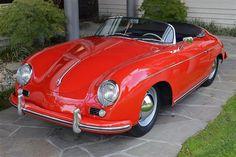 1955 #Porsche 356 Speedster (Stock# 4812) #ThrowBackThursday