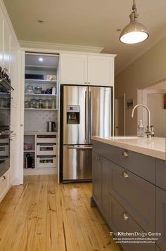 Elegant Real Wood Cabinet Doors