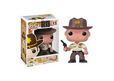 Rick Grimes POP! - The walking dead