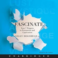 Fascinate audiobook cover art