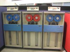 IBM S/360, la computadora que revolucionó la oficina de Mad Men / @diarioturing   #futurama