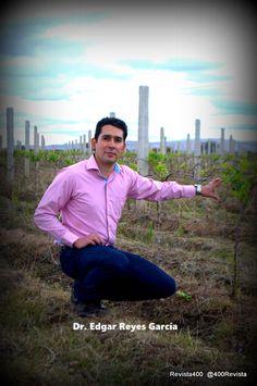 Sesión fotográfica con el Dr. Edgar Reyes García para artículo publicado en el número de Abril 2015 de #Revista400 #DesarrolloSustentable #Aguascalientes