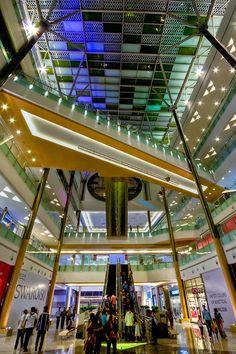 Orion Mall, Bangalore, India