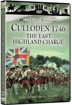 The History of Warfare: Culloden 1746 - The Last Highland Charge I Love Books, Good Books, Books To Read, Scottish Insults, Scottish Words, Scotland History, Plus Tv, England Ireland, Brian Blessed