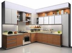 Minimalist Kitchen Set: A Guide to Materials and Designs - Minimalist Kitchen Set: A Guide to Materials and Designs Show your avant-garde style through your minimalist kitchen. Its functional minimalist kitchen set come in varied materials and designs. Moduler Kitchen, Kitchen Units, Kitchen Decor, Modern Kitchen Furniture, Modern Kitchen Cabinets, Home Interior, Interior Design Kitchen, Kitchen Models, Home Room Design