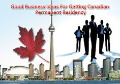 Abhinav can render quality service and assistance for Good Business Ideas For Getting Canadian Permanent Residency. With the opportunities and openings available in the country the new start up entry arrangement for promising business owners opens up new horizons for people with commercially viable business concepts. They will also get assistance of venture capital firms for funds and other essential resources.