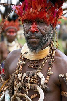 "Papua New Guinea   Mount Hagen ""Sing Sing"".   © Iñaki Caperochipi Photography - travels Oceania"