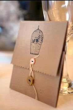 DIY craft paper cd covers for our love mixtape wedding favours. #lovebirds