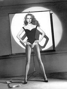 Nicole Kidman by Helmut Newton